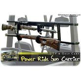 UVCCPR700 Great Day Power-Ride Golf Cart Gun Rack