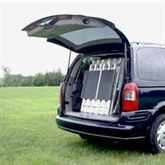 VAN27-Ramp PVI Aluminum Multi-Fold Rear Door Wheelchair Van Ramp 1