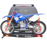 VH-55RO With Ramp - VersaHaul Steel Motorcycle Carrier - 500 lb Capacity