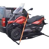 VH-MP3 VersaHaul Steel Piaggio MP3 Scooter Carrier - 600 lb Capacity