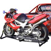 VH-SPORT Without Ramp - VersaHaul Steel Motorcycle Carrier - 600 lb Capacity