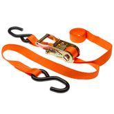 VH-Strap-R6 1 x 6 Ratchet Straps with S-Hooks