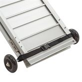 WC-WHEEL-KIT Silver Spring Portable Wheelchair and Scooter Ramp Wheel Kit 6