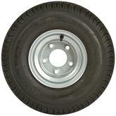 WHEEL-8S Kenda Loadstar 8 Silver Trailer Tire