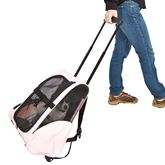 WPC-CARRIER Airline Approved Wheeled Pet Carrier