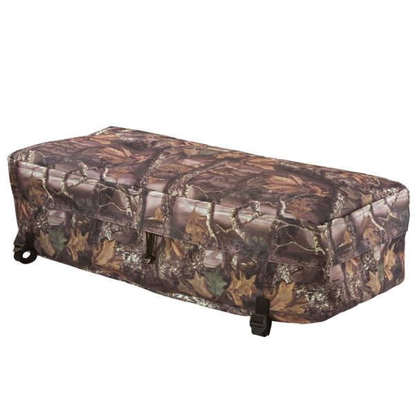 62203 Camouflage Front Or Rear Atv Rack Bag