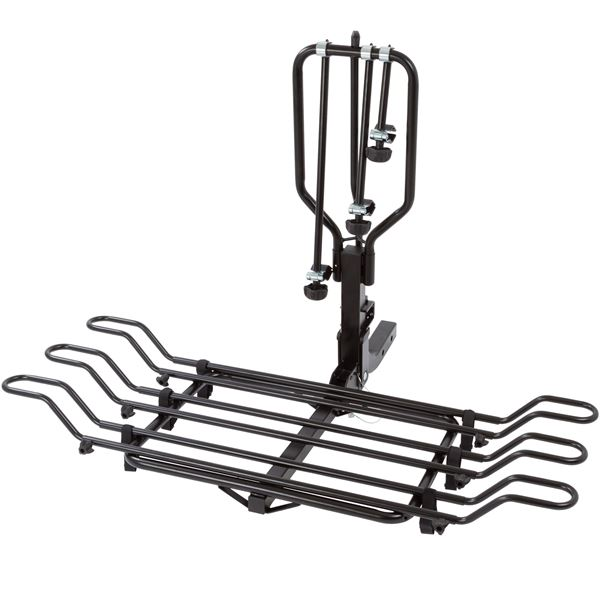 Apex Deluxe Hitch Bike Rack 3 Bike Discount Ramps