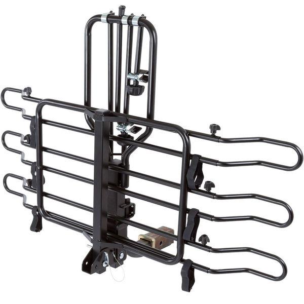Elevate Outdoor Platform Hitch-Mounted Bike Rack