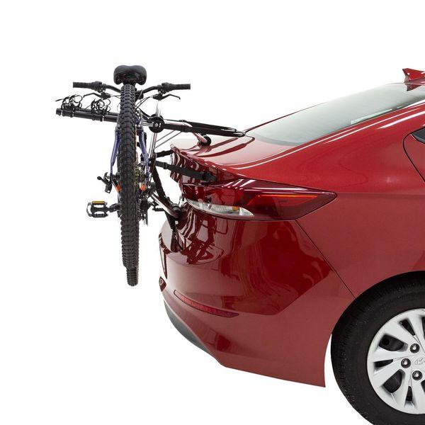 Elevate Outdoor Trunk-Mounted Bike Rack