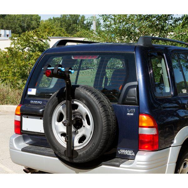 Elevate Outdoor Spare Tire Bike Rack