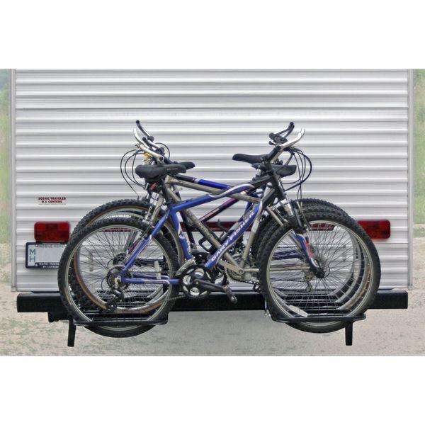 Elevate Outdoor RV Bumper Bike Rack