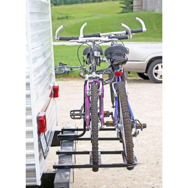 Apex Rv Bumper Bike Rack 2 Bike Amp 4 Bike Discount Ramps
