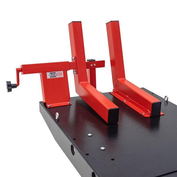 Black Widow Prolift Heavy Duty Air Hydraulic Motorcycle Lift Table