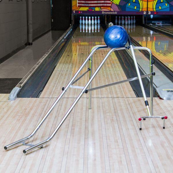 Silver Spring Bowling Ball Ramp and Pusher Bundle ...