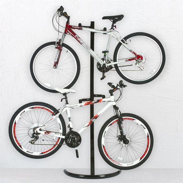27b3bb278e6 Apex Free Standing or Wall Mounted 2-Bike Storage Rack | Discount Ramps