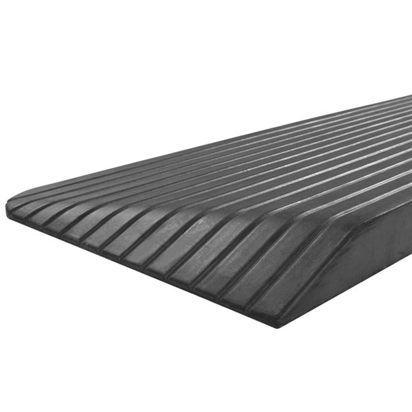 Silver Spring Rubber Solid Threshold Ramp