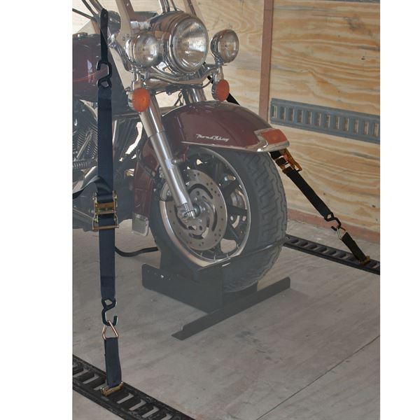 E Track Motorcycle Tie Down System Discount Ramps