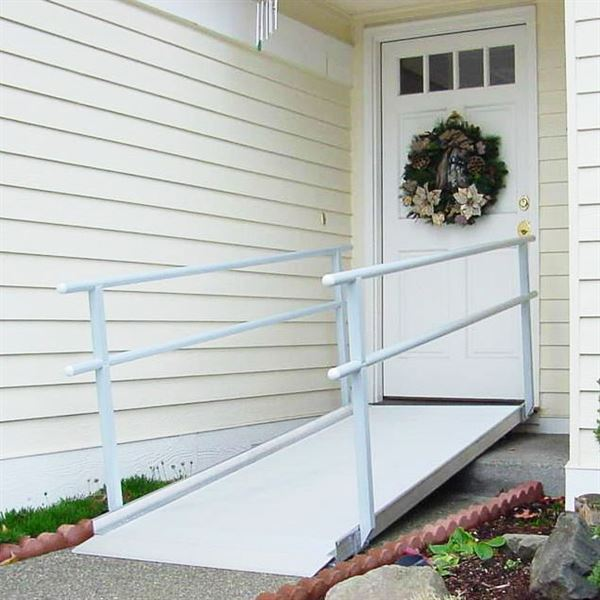 Ez Access Gateway Aluminum Wheelchair Access Ramp With