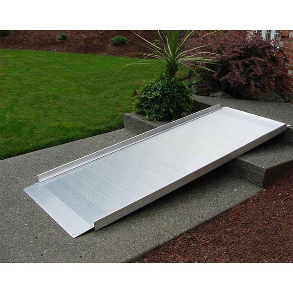 Ez Access Gateway Aluminum Wheelchair Access Ramp 850 Lb