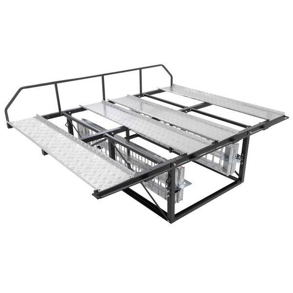 Black Widow Atv Carrier Rack System 2000 Lbs Capacity