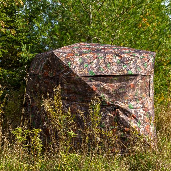 deer of mesh hunting hunter pop portable camo window popup ground blind blinds weather up proof