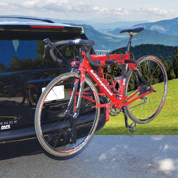 Malone Runway Hitch-Mounted Bike Carrier
