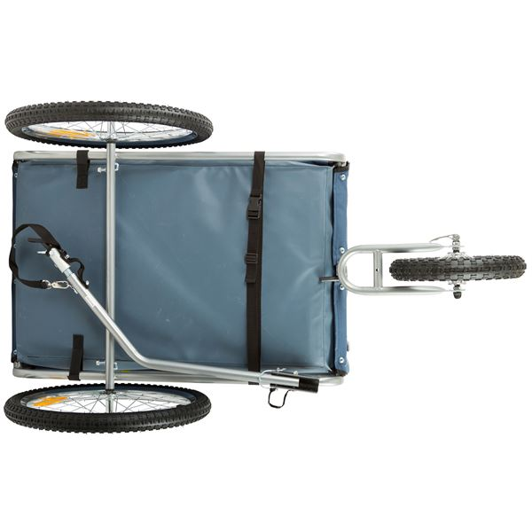 Lucky Dog Bike Trailer/Stroller Combo | Discount Ramps