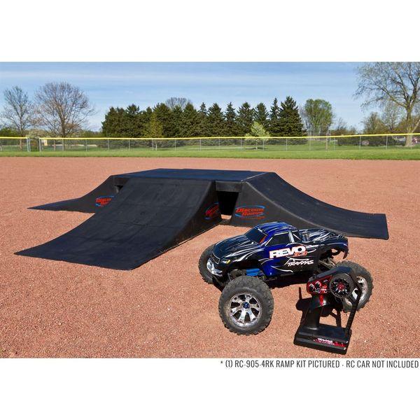 4 way rc car ramp kit discount ramps. Black Bedroom Furniture Sets. Home Design Ideas
