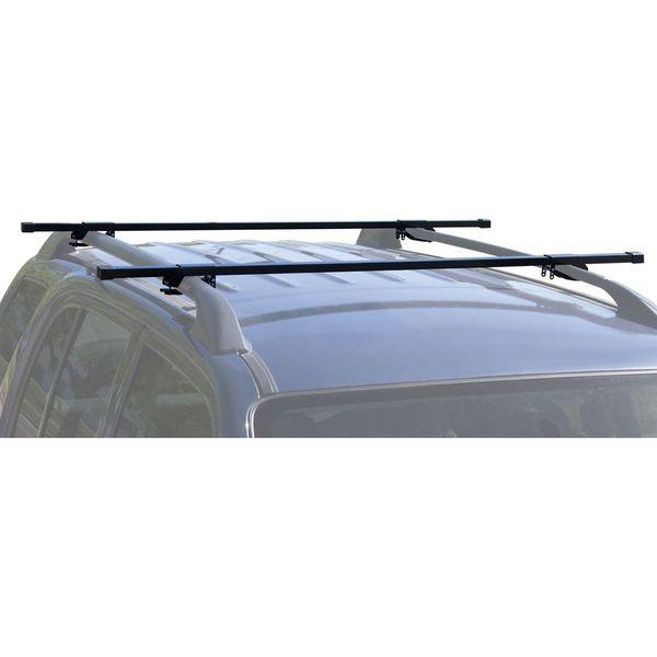 Apex Steel Universal Side Rail Mounted Roof Cross Bars