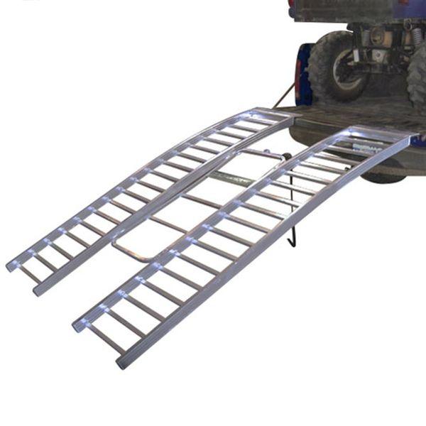 Revarc Heavy Duty Aluminum Arched Tri-Fold ATV Ramp