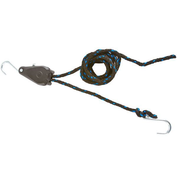 Pulley style tie downs discount ramps