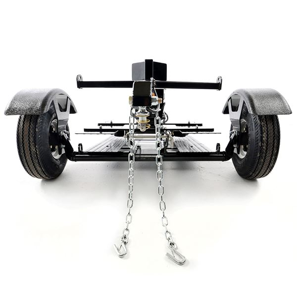Trailer Hitch Motorcycle Carrier >> Stinger Folding Motorcycle Trailer | Discount Ramps