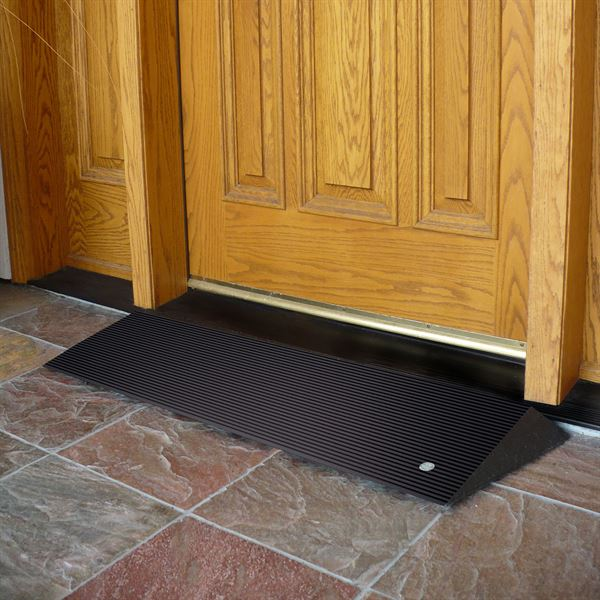 Ez Access Transitions Rubber Modular Threshold Ramp