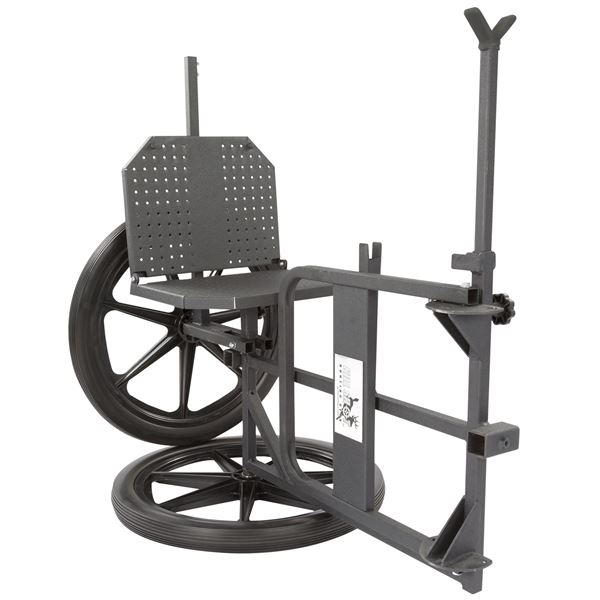 Kill Shot Throne Multipurpose Game Cart & Hunting Chair