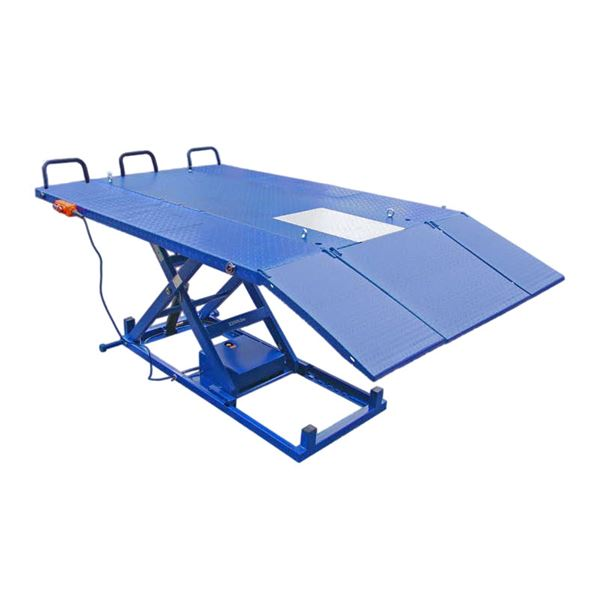 Ideal Electric Hydraulic Utv Lift Table 2 200 Lb