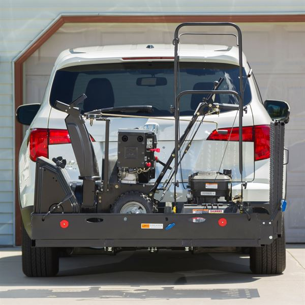 Apex Steel Utility Cargo Carrier With Ramp Discount Ramps
