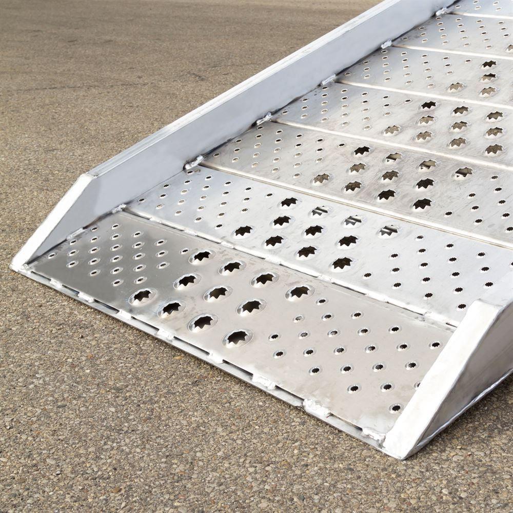 01-37-X-06-Walk Guardian Plate-End Aluminum Walk Ramps - 2000 lb Capacity 4