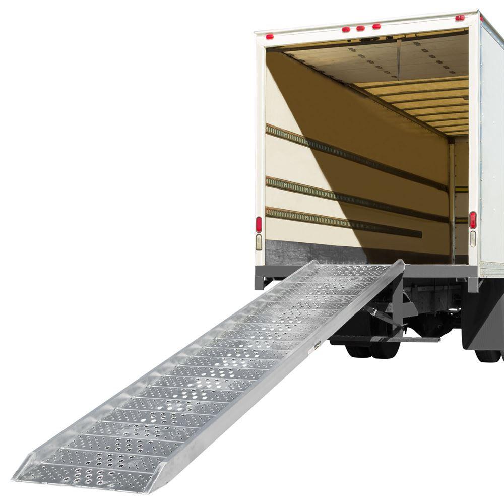 01-37-X-06-Walk Guardian Plate-End Aluminum Walk Ramps - 2000 lb Capacity 6