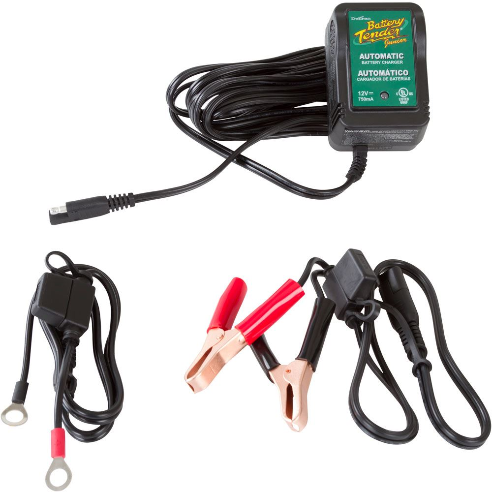 021-0123 Battery Tender Junior Trickle Charger