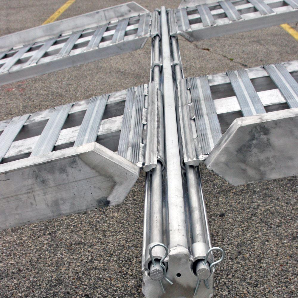 03-24-240-01-06-CurbM Aluminum Modular UTV Ramp System - 20 Long 4