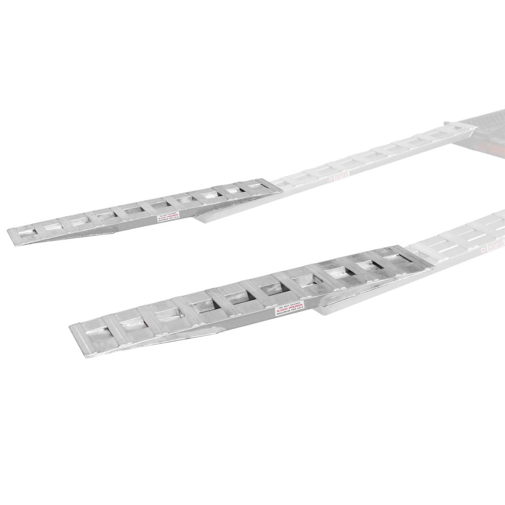 05-15-060-00-00 5 L x 15 W Lay-over Trailer Ramp Extensions - 5000 lb per axle Capacity