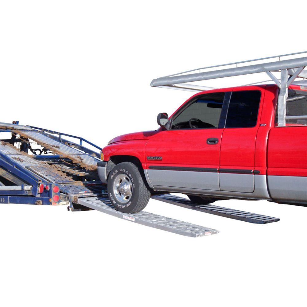 Recommended Length For  Car Hauler