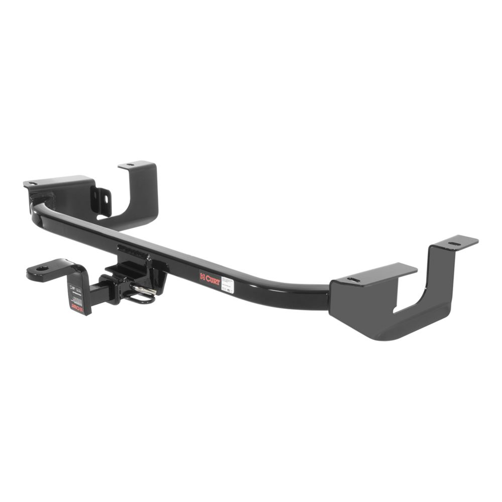 110553 Curt 110553 Class-1 Trailer Hitch with Old-Style Ball Mount Pin and Clip