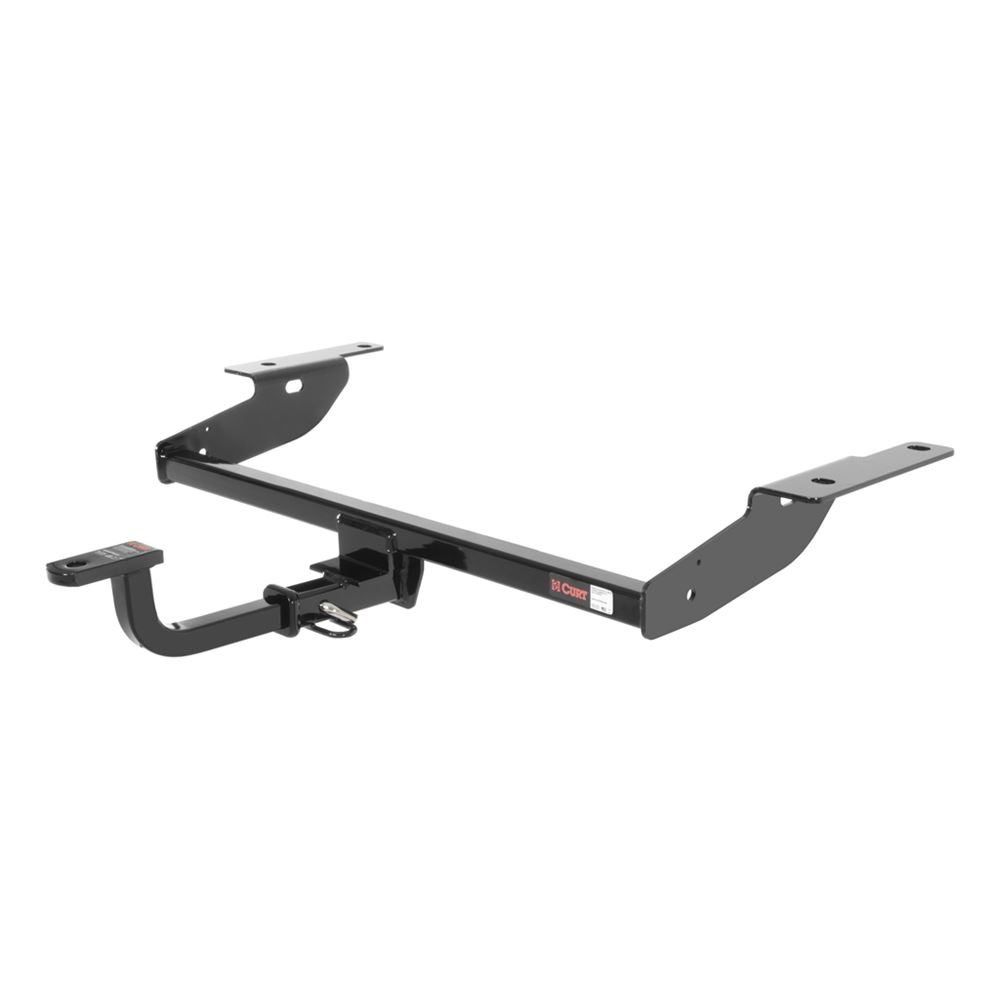 110653 Curt 110653 Class-1 Trailer Hitch with Old-Style Ball Mount Pin and Clip