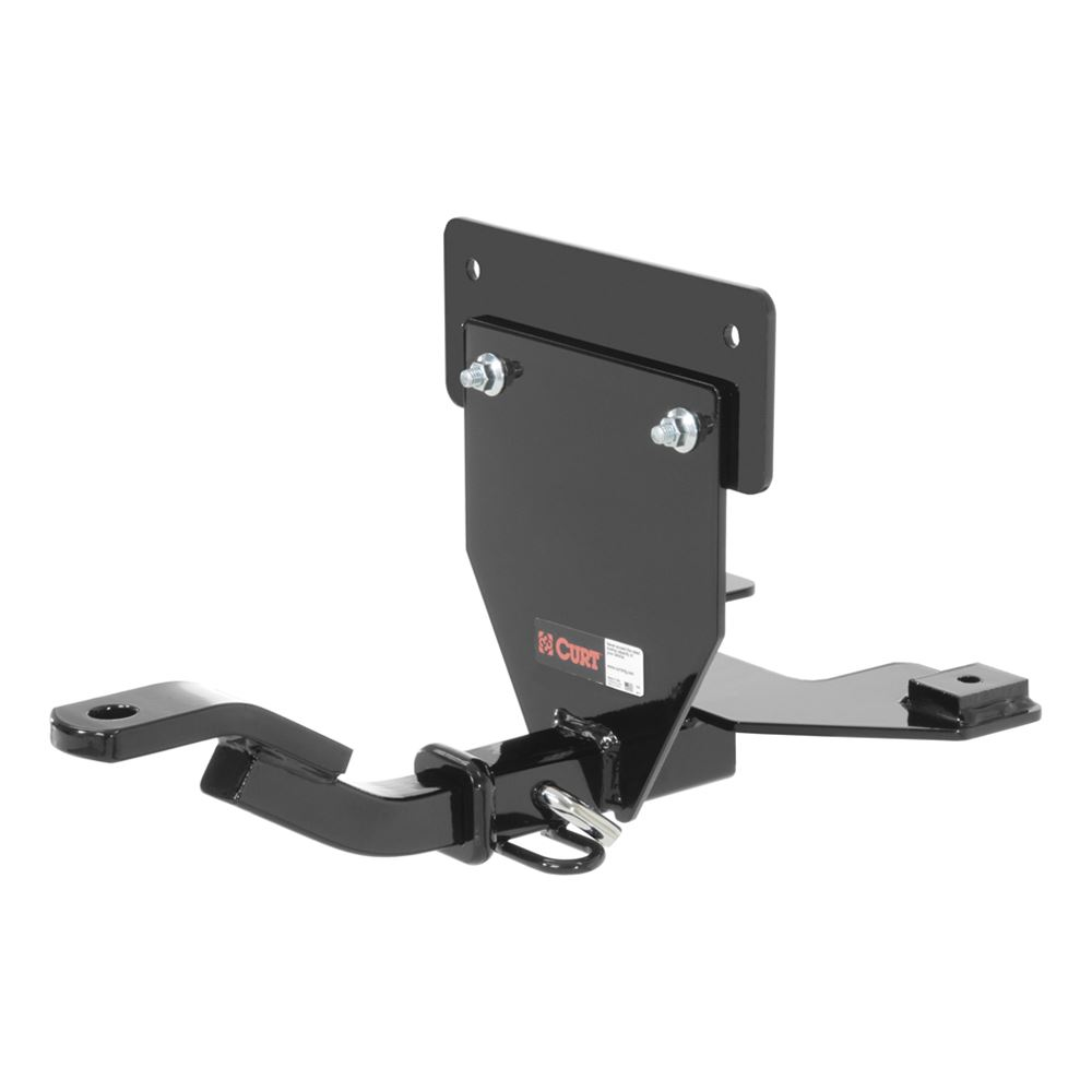 110793 Curt 110793 Class-1 Trailer Hitch with Old-Style Ball Mount Pin and Clip