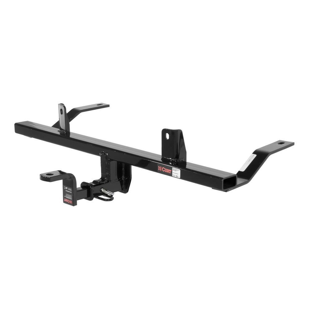 111203 Curt 111203 Class-1 Trailer Hitch with Old-Style Ball Mount Pin and Clip