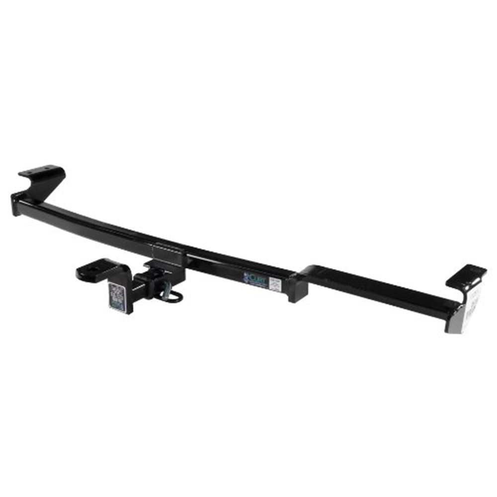 112513 Curt 112513 Class-1 Trailer Hitch with Old-Style Ball Mount Pin and Clip