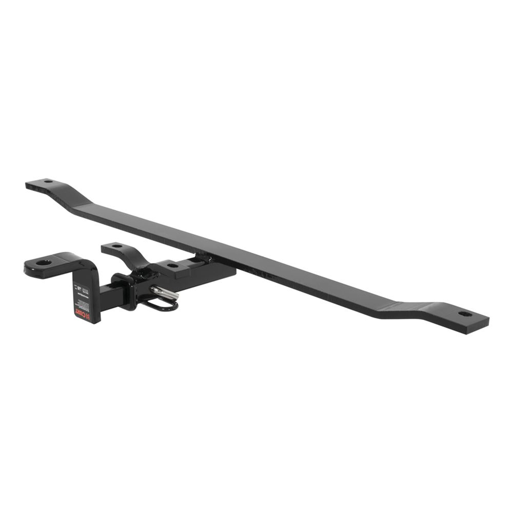 118123 Curt 118123 Class-1 Trailer Hitch with Old-Style Ball Mount Pin and Clip