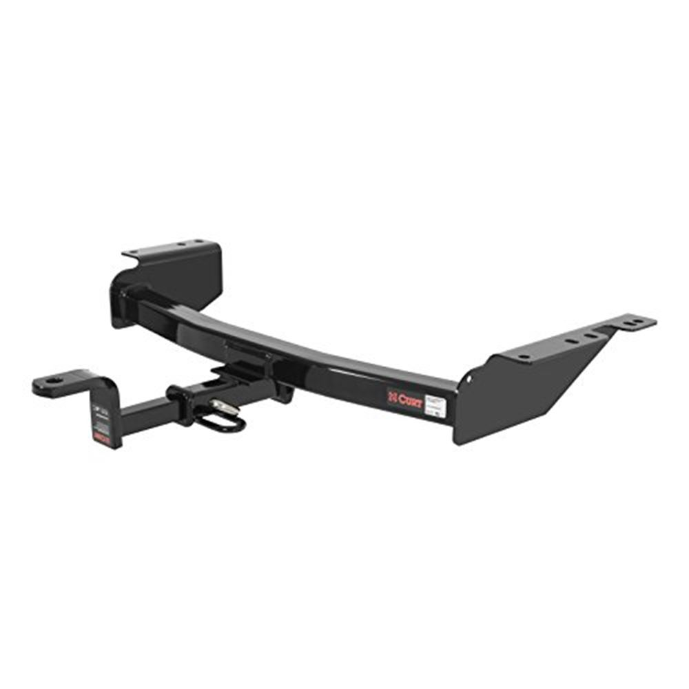 122443 Curt 122443 Class-2 Trailer Hitch with Old-Style Ball Mount Pin and Clip
