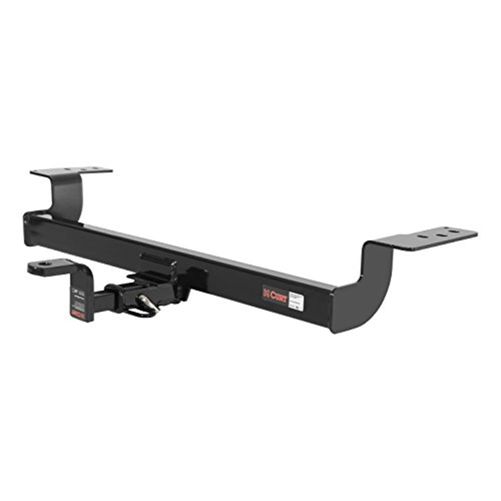 122593 Curt 122593 Class-2 Trailer Hitch with Old-Style Ball Mount Pin and Clip